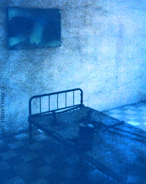 Tuol Sleng Blue Lounge